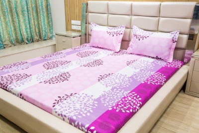 Gama Amor Cotton Abstract Queen sized Double Bedsheet