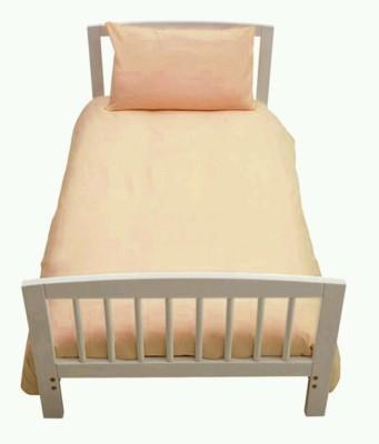 Sparklings Cotton Plain Single Bedsheet