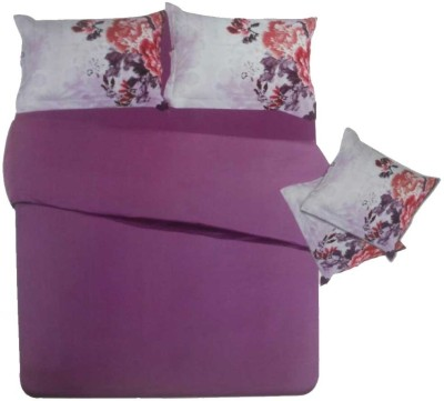 By Briana Cotton Printed King sized Double Bedsheet