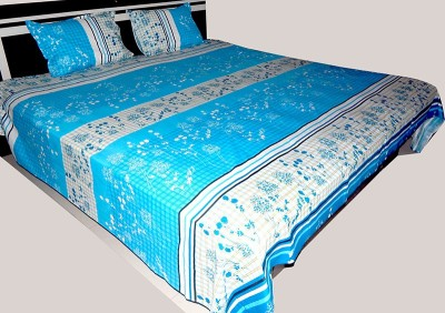 RK Raag Rang Cotton Printed Bedsheet
