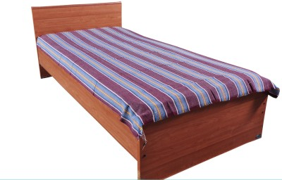 Chennimalai Cotton Self Design Single Bedsheet