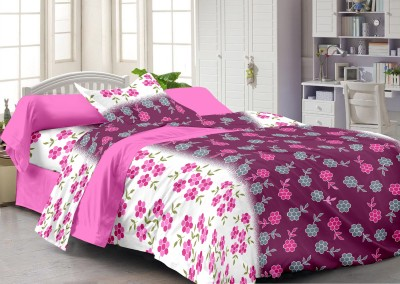 Story @ Home Cotton Floral Single Bedsheet