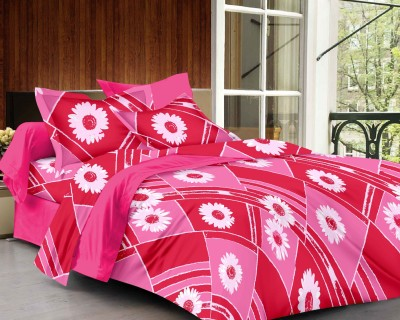 Classic Furnishing Plus Cotton Floral Double Bedsheet