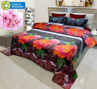 Signature Polycotton Paisley King sized Double Bedsheet