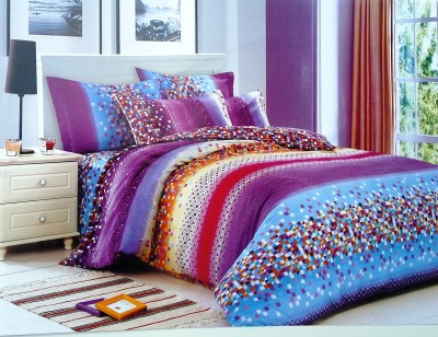 Reliable Cotton Printed Double Bedsheet