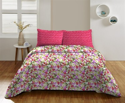 DCTex Furnishings Cotton Printed Single Bedsheet
