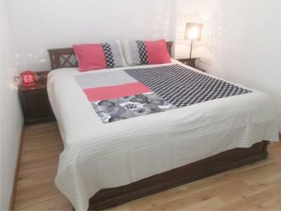 Gunjan Creation Cotton Printed King sized Double Bedsheet