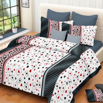 PrintStar Cotton Printed Double Bedsheet