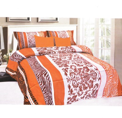 Florida Cotton Paisley Queen sized Double Bedsheet