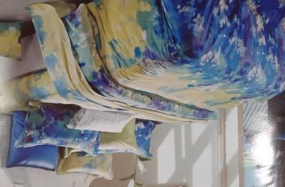 Spade Cotton Floral Double Bedsheet