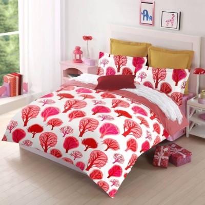Renown Cotton Floral Double Bedsheet