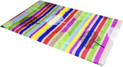 RAZWADA Cotton Striped Single Bedsheet