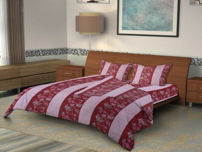 Desi Connection Cotton Floral Single Bedsheet