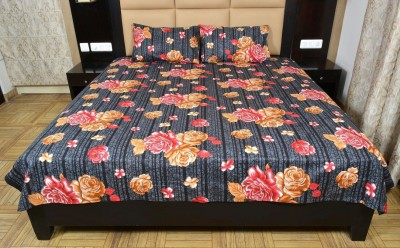 Parabdhani Fashion Cotton Printed Double Bedsheet