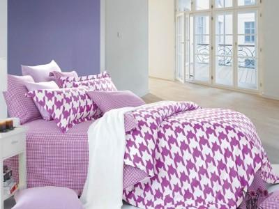 Stoa Paris Plain Double Quilts & Comforters Multicolor