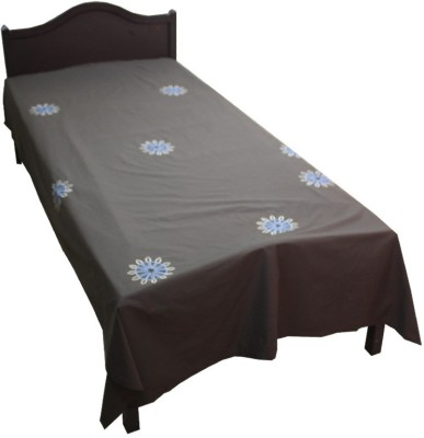 Milano Home Cotton Embroidered Double Bedsheet