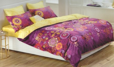 Esprit Cotton Motifs King sized Double Bedsheet