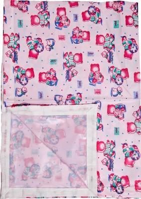 Love Baby Dupion Plain Single Bedsheet