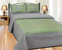 77565055d Shubh Cotton 3D Printed Double Bedsheet(1 Bedsheet