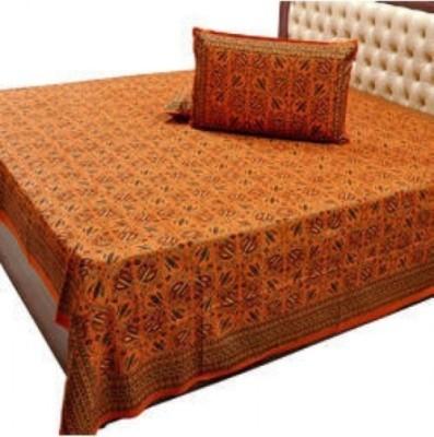 Big Onlineshop Cotton Floral Double Bedsheet