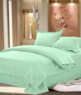 Vugis Cotton Plain Double Bedsheet
