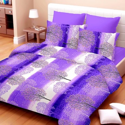 Modish Cotton Printed Double Bedsheet