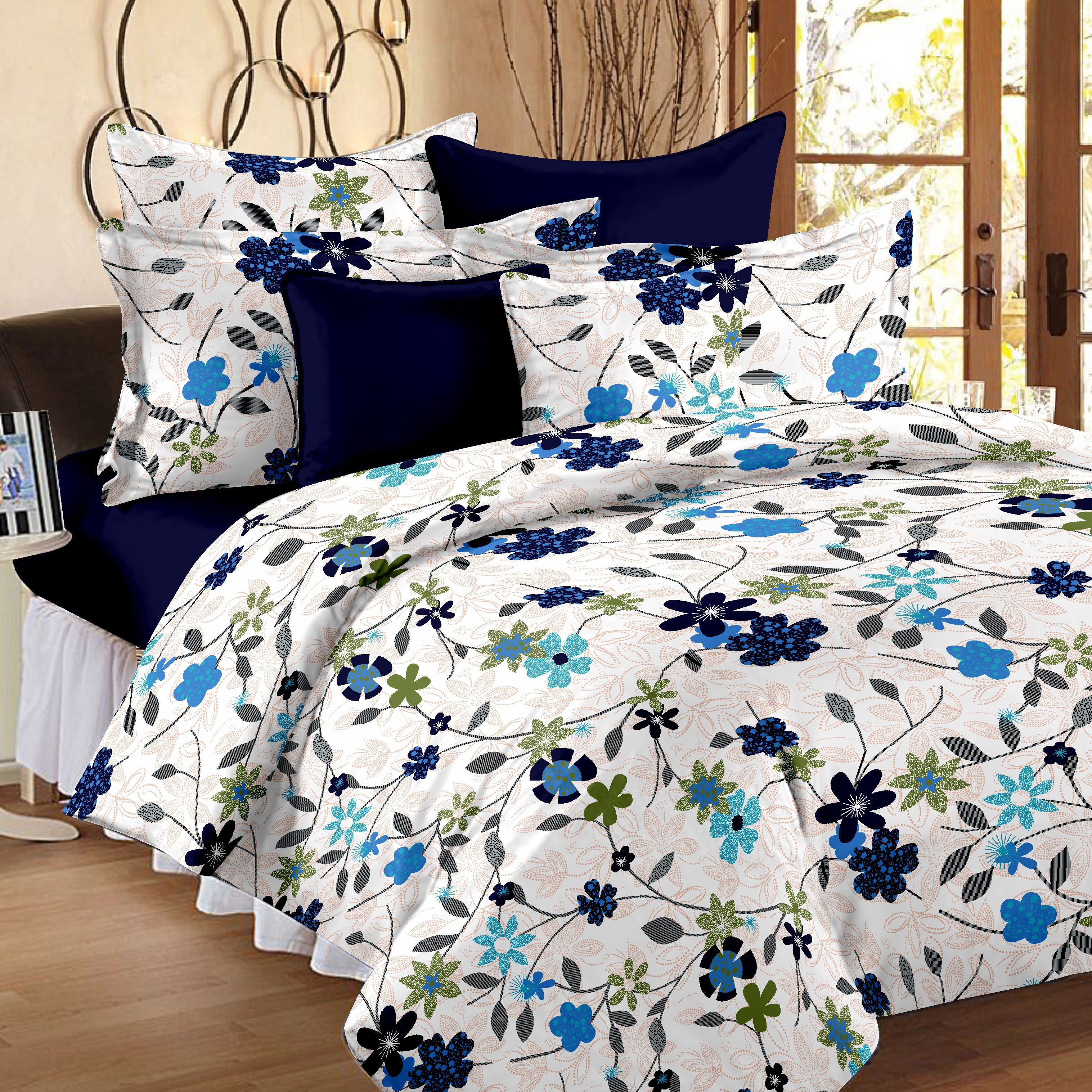 Flipkart - Bedsheets,Curtains & More Under ₹599