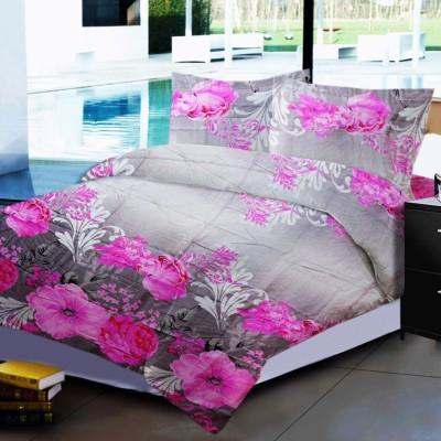 Dreaming Cotton Polycotton Floral Double Bedsheet