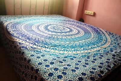 Bikaneri Bedsheets Cotton Printed Double Bedsheet