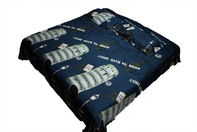 Neelam Traders Cotton Printed Double Bedsheet