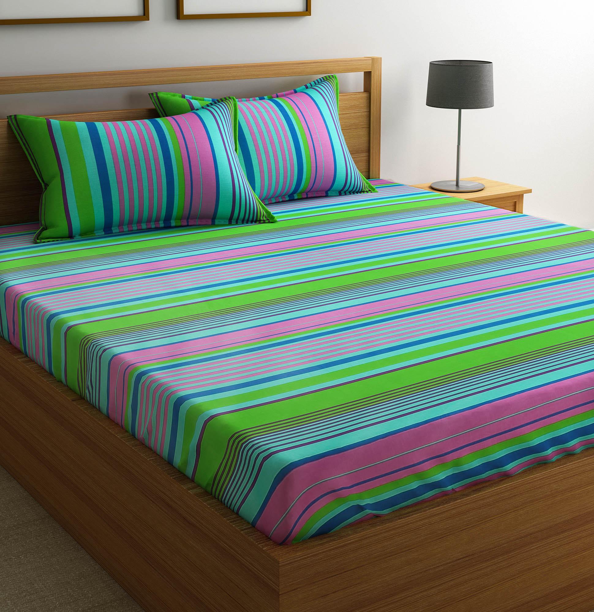 Flipkart - Double Size Premium Bedsheets