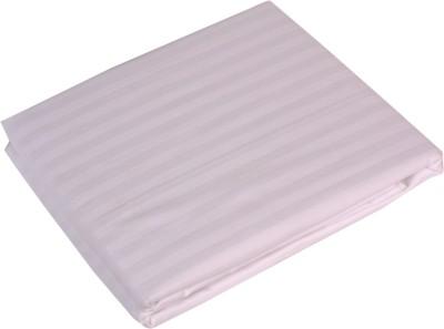 Dreams Bed Linen Cotton Striped Double Bedsheet