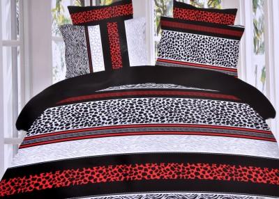 Hashcart Cotton Animal Double Bedsheet