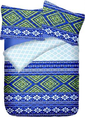 Goodkarma Cotton Floral Double Bedsheet