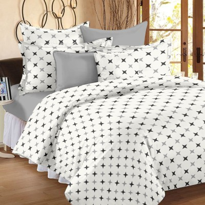 Ahmedabad Cotton Cotton Printed Single Bedsheet