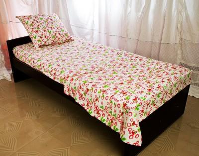 Tangia Rings,n,Roses Pink Cotton Bedding Set