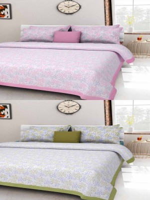 Bombay Spreads Cotton Animal Double Bedsheet