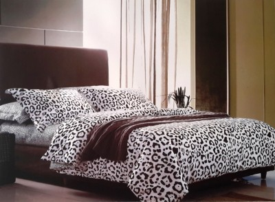 Reliable Polycotton Animal Double Bedsheet