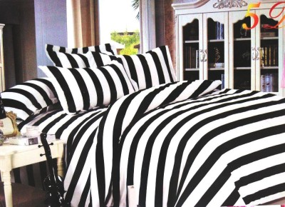 Artha Polycotton Animal Double Bedsheet