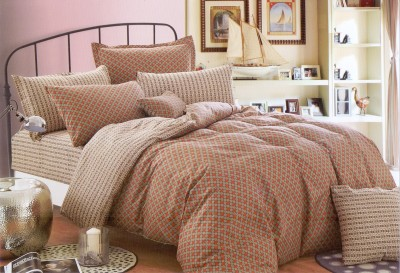 Ross Luxury Living Cotton Floral Double Bedsheet