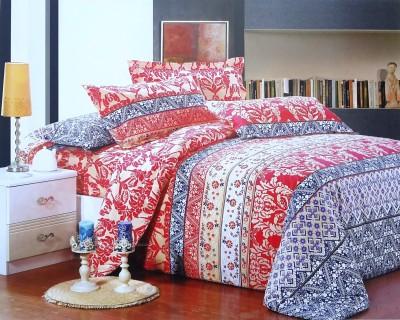 Reliable Cotton Floral Double Bedsheet