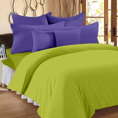 Story @ Home Cotton Plain Double Bedsheet