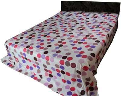 Nature Made Cotton Printed Double Bedsheet