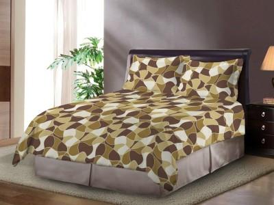 Bombay Dyeing Cotton Geometric Double Bedsheet