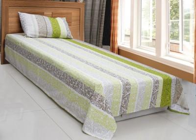 CocoBee Cotton Printed Single Bedsheet
