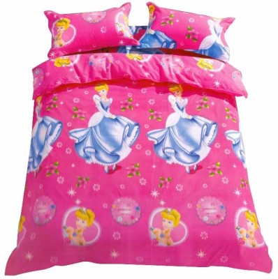 Stylistry Polycotton Floral Queen sized Double Bedsheet