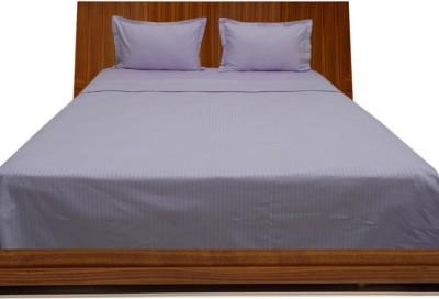 LNT Cotton Striped Single Bedsheet