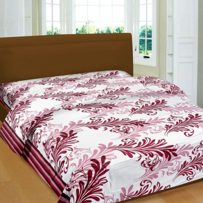 Cortina Cotton Printed Double Bedsheet