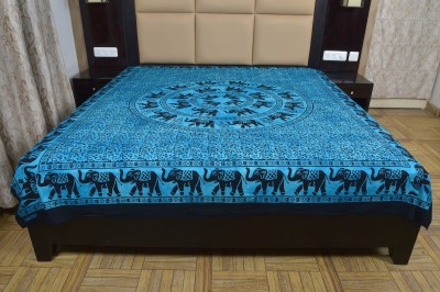 Fashion Fab Cotton Animal Double Bedsheet