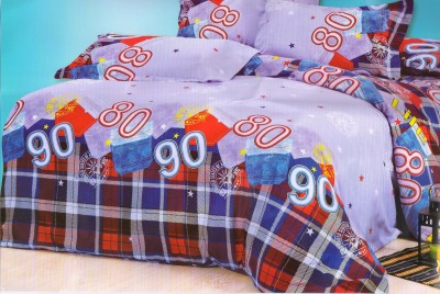 Maxx Home Cotton Floral Queen sized Double Bedsheet